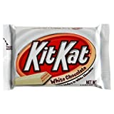 Kit Kat Candy Bar, Crisp Wafers in White Chocolate, 1.5-Ounce Bars (Pack of 24)