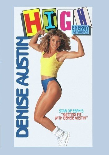 DVD : High Energy Aerobics