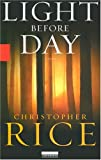 Light Before Day: A Novel