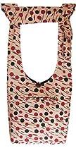 Shangri-La Nook Hippie Cotton crossbody Gypsy Bag Handmade Nepal