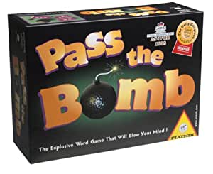 Piatnik: PASS the BOMB game