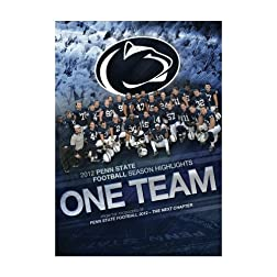 One Team - 2012 Penn State Football Season Highlights