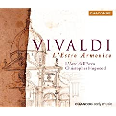 Estro Armonico Op. 3