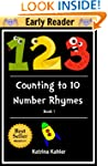 123s Number Rhyme Book: Early Readers...