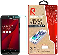 Raydenhy Premium Quality Tempered Glass For Asus Zenfone Go 4.5 2nd Gen