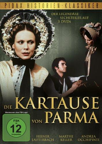 Die Kartause von Parma - der komplette Mehrteiler [3 DVDs]