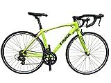 TRINX(トリンクス) 【ロードバイク】 エントリーモデル 軽量 アルミフレーム R600 R600 グリーン