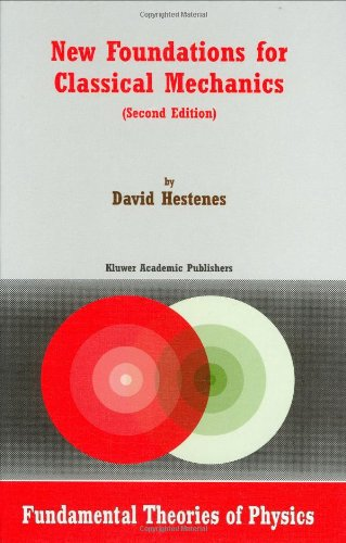 Demilefewes soup new foundations for classical mechanics geometric algebra fandeluxe Images