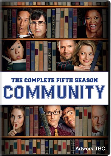 Community - Season 5 (DVD + UV Copy)