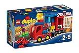 デュプロ 10608 スパイダーマン スパイダートラックの冒険