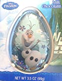 Disney Frozen OLAF Egg Shaped Milk Chocolate - 3.5 oz