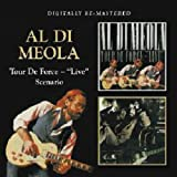 TOUR DE FORCE LIVE, SCENARIO by Al Di Meola (2011-11-15)