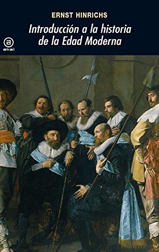 Introducción a la historia de la Edad Moderna (Universitaria)