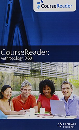 CourseReader 0-30: Anthropology Printed Access Card