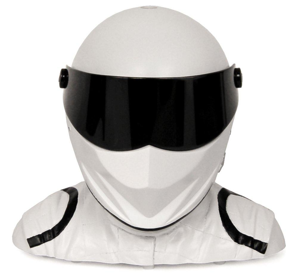 Wesco Top Gear Stig Helmet Projection Alarm Clock: Amazon.co.uk ...