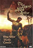 The Legend of King Arthur Boxed Set - Camelot, Merlin, King Arthur