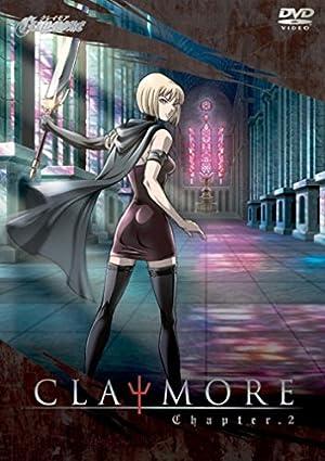 CLAYMORE オーバードライブ DVD