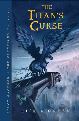 A Titans Curse by Rick Riordan