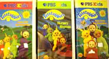 Rhymes, Here Come the Teletubbies.: PBS KIDS: Amazon.com: Books