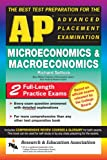 AP Microeconomics and Macroeconomics (REA) - The Best Test Prep: The Best Test Prep for the Advanced Placement Exam (Advanced Placement (AP) Test Preparation) (0878914595) by Sattora, Richard