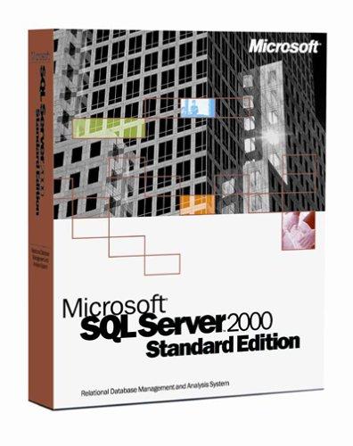 Microsoft SQL Server 2000 Standard Edition (10-CLIENT)