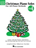 img - for Christmas Piano Solos - Level 4: Hal Leonard Student Piano Library book / textbook / text book