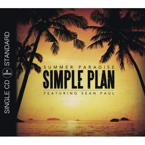 Summer-Paradise-Simple-Plan-Audio-CD