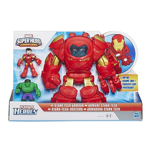playskool-marvel-super-hero-adventures-playskool-tech-armour-with-tony-stark-figure
