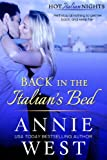img - for Back In The Italian's Bed (A Hot Italian Nights novella Book 1) book / textbook / text book