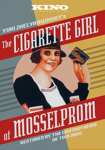 Cigarette Girl of Mosselprom [DVD] [1924] [Region 1] [US Import] [NTSC]