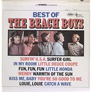 Beach Boys - Best Of The Beach Boys Vol 1
