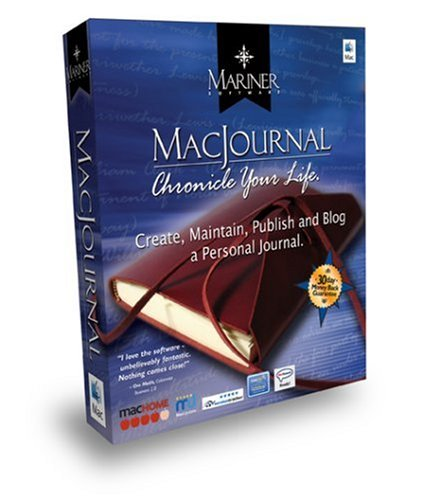 Macjournal Chronicle Your Life