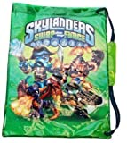 Childrens Kids Boys Girls Character Trainer / Gym / PE / PVC Swim School Bag (Skylanders Swap Force PVC)