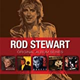 Original Album Series:Vagabond Heart/Foolish Behaviour/Camoflage/Tonight I'm Yours/Every Beat of My Heart Box set Edition by Rod Stewart (2012) Audio CD