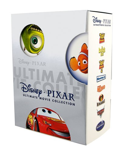 Disney Pixar Ultimate Movie Collection (Toy Story / Toy Story 2 / Finding Nemo / The Incredibles / A Bug's Life / Monsters, Inc. / Cars / Ratatouille) (Finding Nemo 2 compare prices)