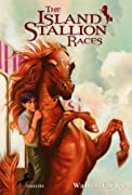The Island Stallion Races (Black Stallion) by Walter Farley cover image
