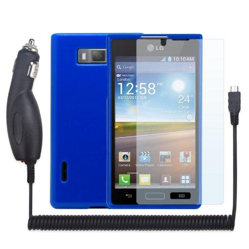 accessoires pour lecteurs multim dia primacase bleu coque tpu silicone opaque chargeur. Black Bedroom Furniture Sets. Home Design Ideas