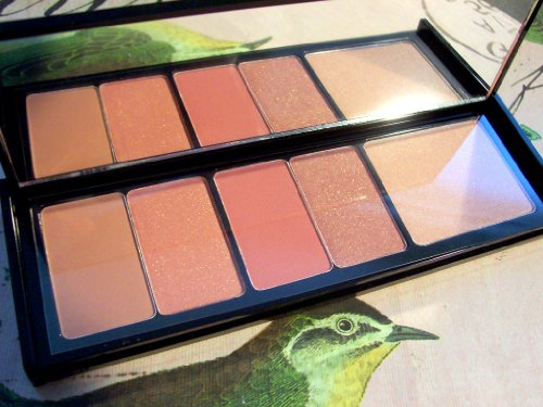 Smashbox Red Carpet Radiance Palette in VIP 5 Blushes