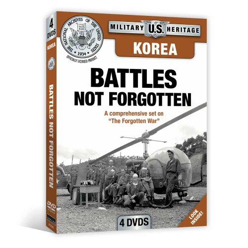 Korea: Battles Not Forgotten [DVD] [Import]