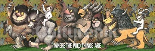 Where The Wild Things Are - King Max by Maurice Sendak 11.75