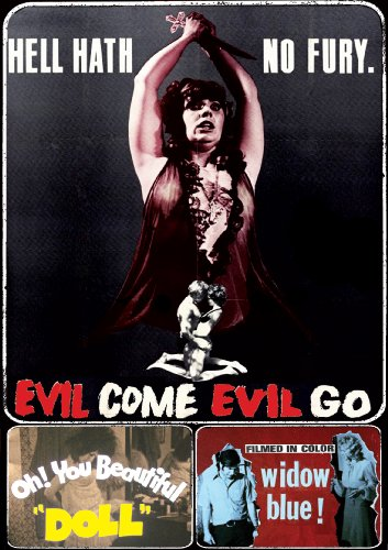 Evil Come Evil Go / Oh You Beautiful Doll / Widow [DVD] [US Import]