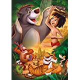 Love St. - Disney The Jungle Book Movie Poster | Kids Poster 12x18 For Home & Office