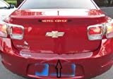 GOOACC® Stainless Steel Rear Bumper Sill plate Cover For Chevy Malibu 2013