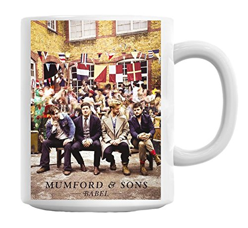 & band Mumford Sons-Photo Mug