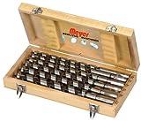 Schlangenbohrer-Set 6-tlg. 230mm - Holzbohrer Bohrer