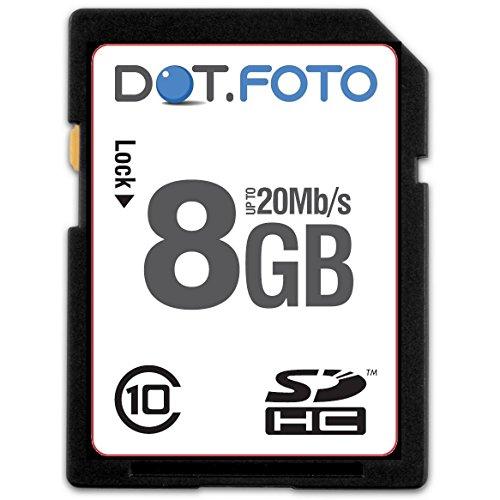 dotfoto-8-go-carte-memoire-sdhc-classe-10-20mo-sec-pour-panasonic-lumix-dmc-s1-dmc-s2-dmc-s3-dmc-s5-
