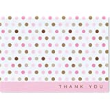Soho Dots Thank You Notes (Stationery, Note Cards) (Note Card Series)