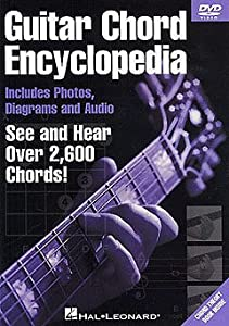 Guitar Chord Encyclopedia DVD