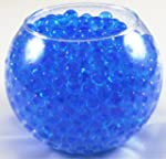 10 Packs Blue Water Beads Aqua Gems B...