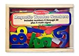 37 piezas de madera MAGNETICAS